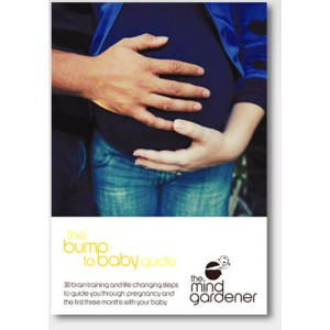 Mind Gardener Bump To Baby Guide