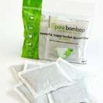 Pure Bamboo Powerful Nappy Bucket Deoderiser Sachets